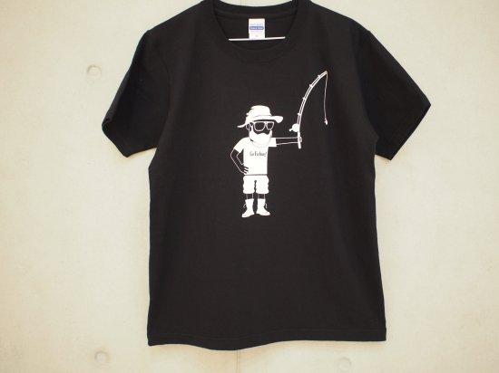 ninjacrew × MOOTON コラボTシャツ(ブラック)