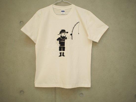 ninjacrew × MOOTON コラボTシャツ(ホワイト)