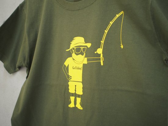 ninjacrew × MOOTON コラボTシャツ(グリーン)