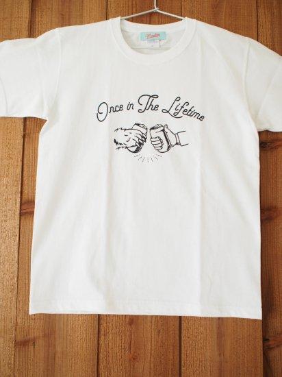 乾杯 Tシャツ(アダルト)ホワイト
