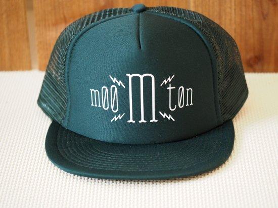 MOOTON メッシュキャップ(グリーン)
