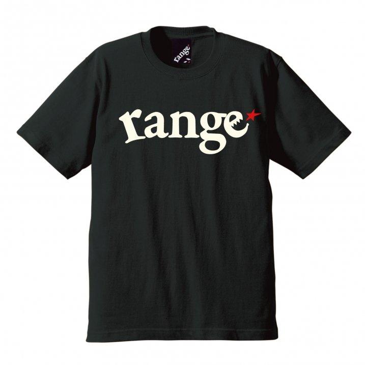range logo s/s teeの商品イメージ