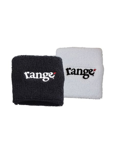 range black&white wrist band
