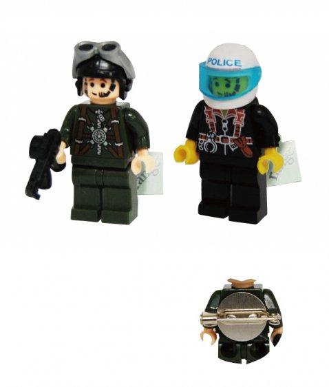 LEGO budge