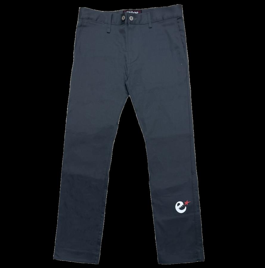 range slim fit stretch chino pantsの商品イメージ