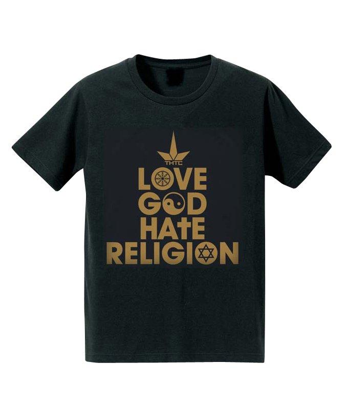 LOVE GOD HATE RELIGIONの商品イメージ
