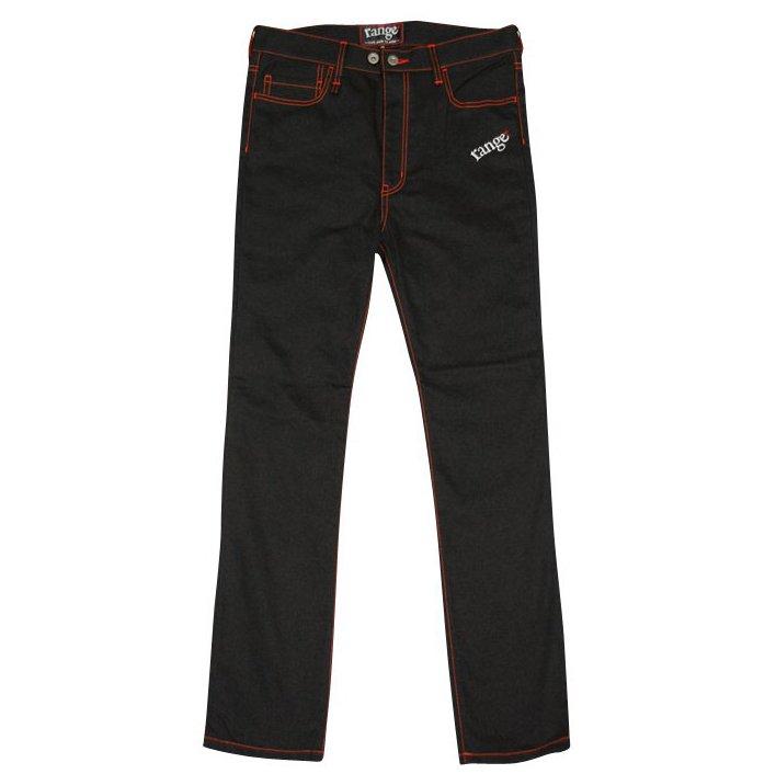 range tapered denim pantsの商品イメージ