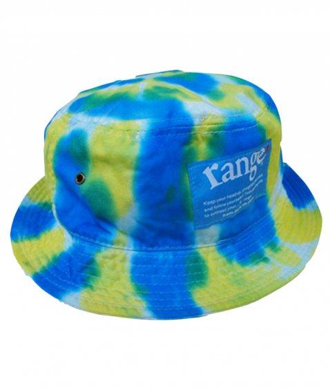 rg newhattan tie dye bucket hat