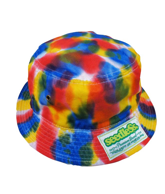 sd newhattan tie dye bucket hatの商品イメージ