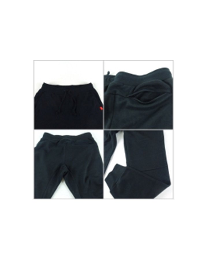 CityLAB black&gray sweat Jogger pants