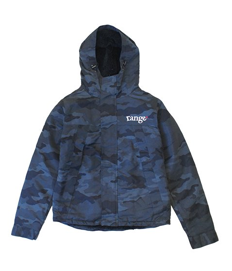 range basic mountain BOA parka