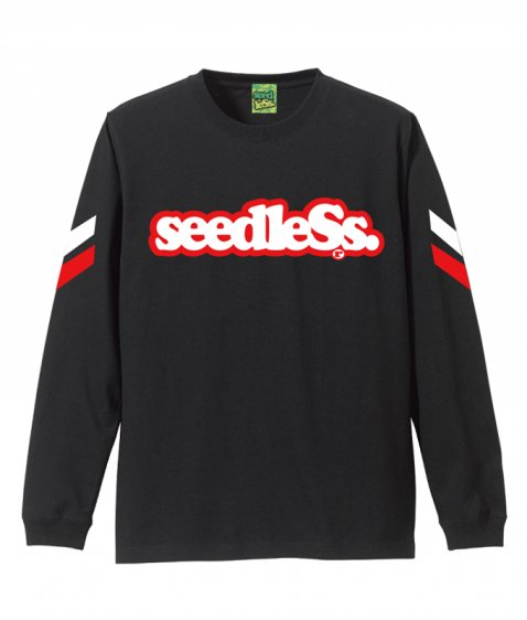 narrow sleeve L/S tee