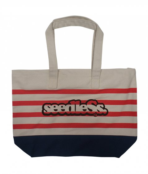 2 face tote bag