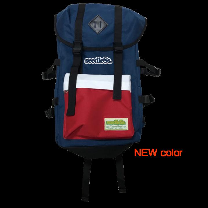 coverd back pack