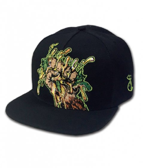 SASQUASH snap back cap
