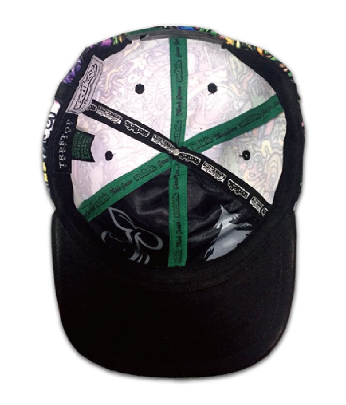 treetopX snap back cap