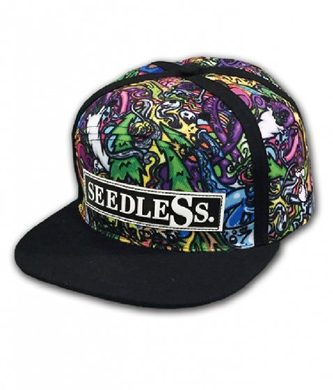 treetopX snap back cap