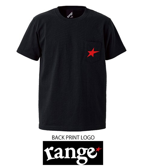 rg super heavy weight pocket 10.2oz t shirts