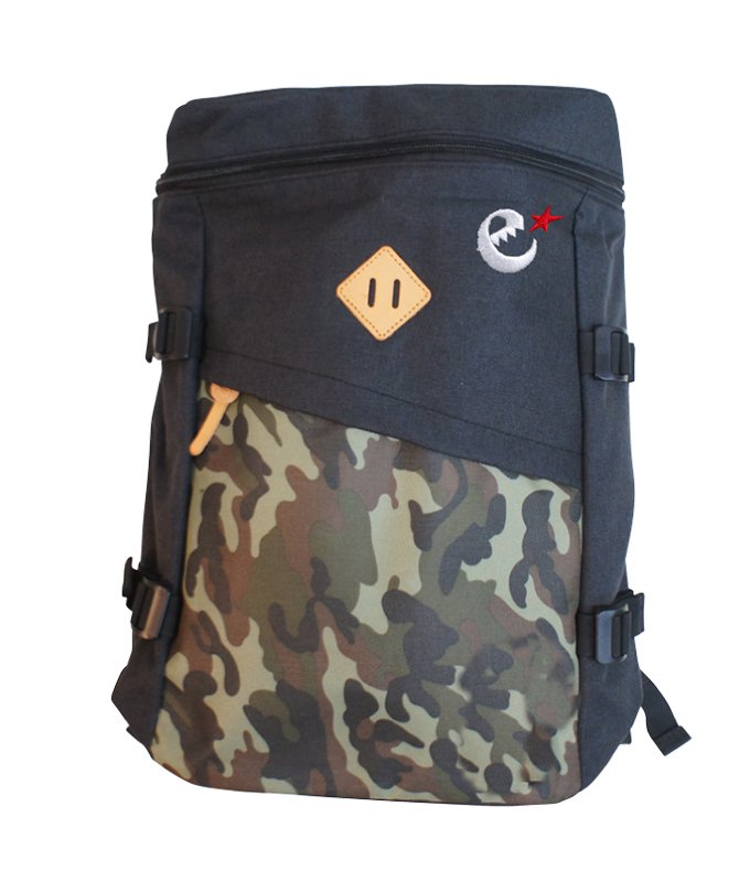 rg square back pack