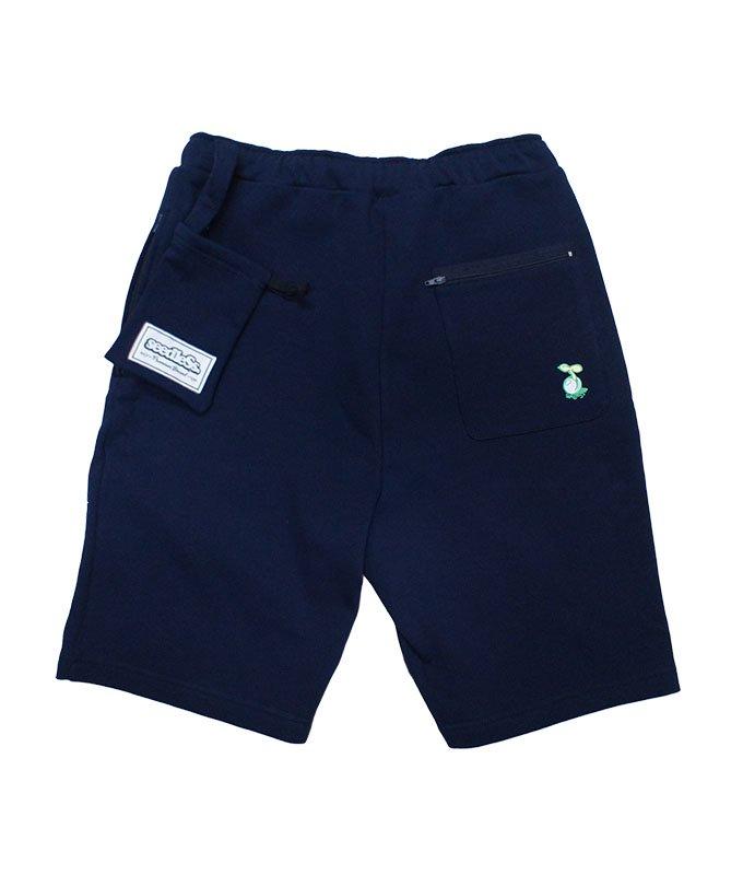 sd original stash pocket sweat shorts