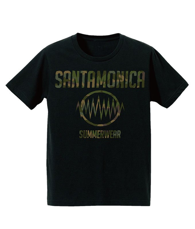 SMSW logo tee(camo print)