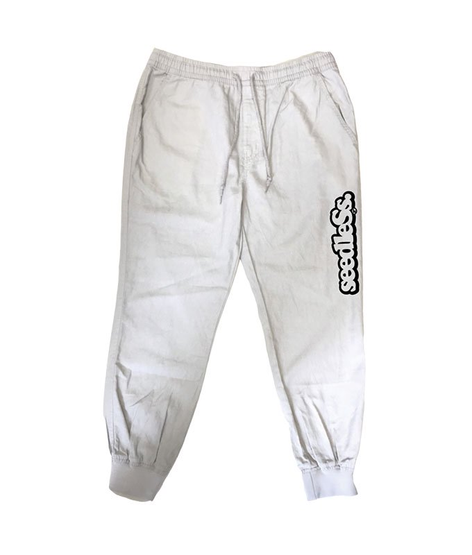cotton hemp relax pants