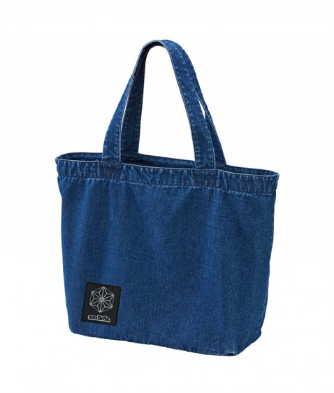 sd cannabis crystal 42denim tote bag