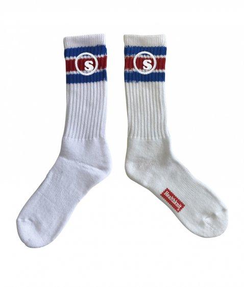 sd Healthknit 3 stripes long socks