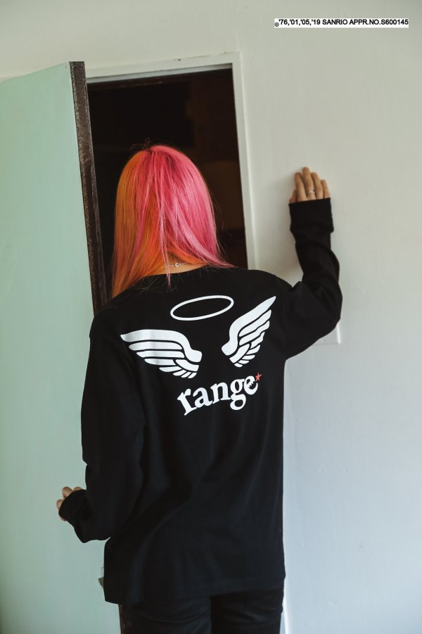 My Melody Angel L/S tee
