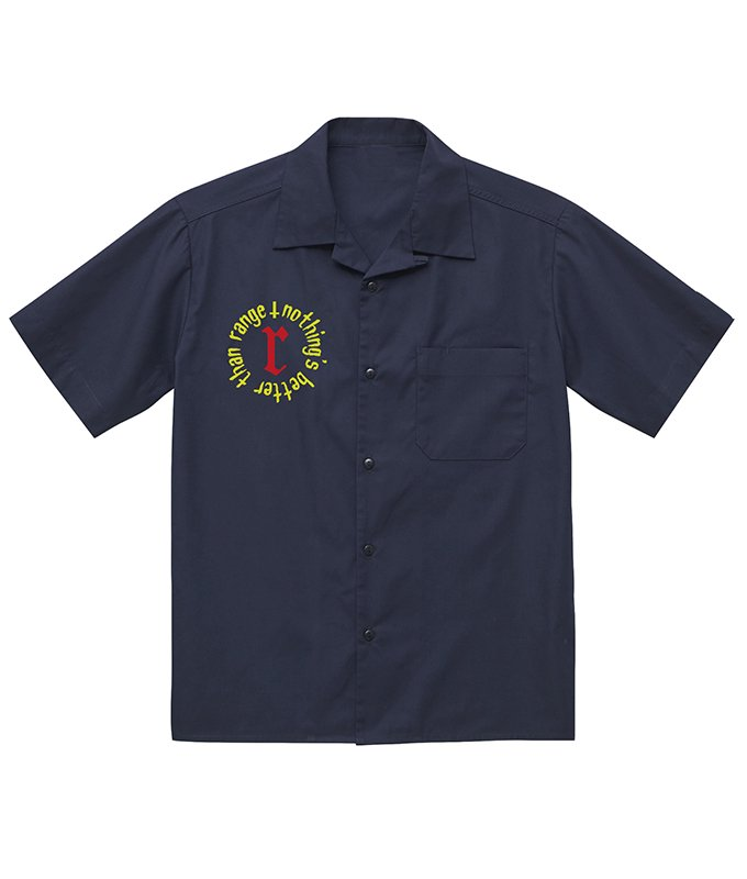 rg open color shirts nothing better than range★