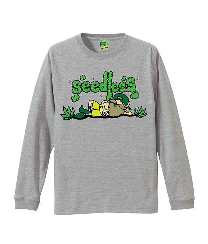chillin TIME L/S tee