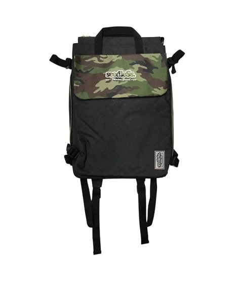 sd square 2way back pack