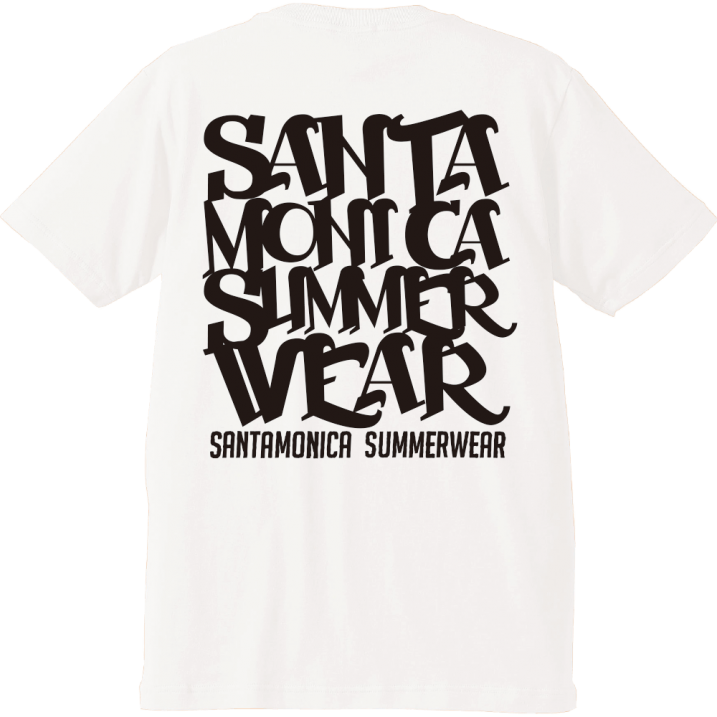 SANTAMONICA SUNSET S/S TEE
