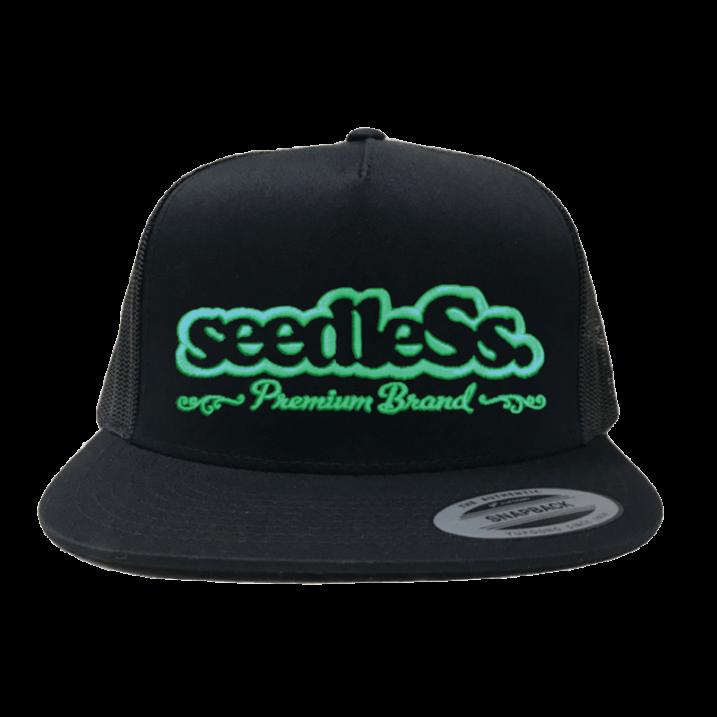 sd mesh snap back capの商品イメージ