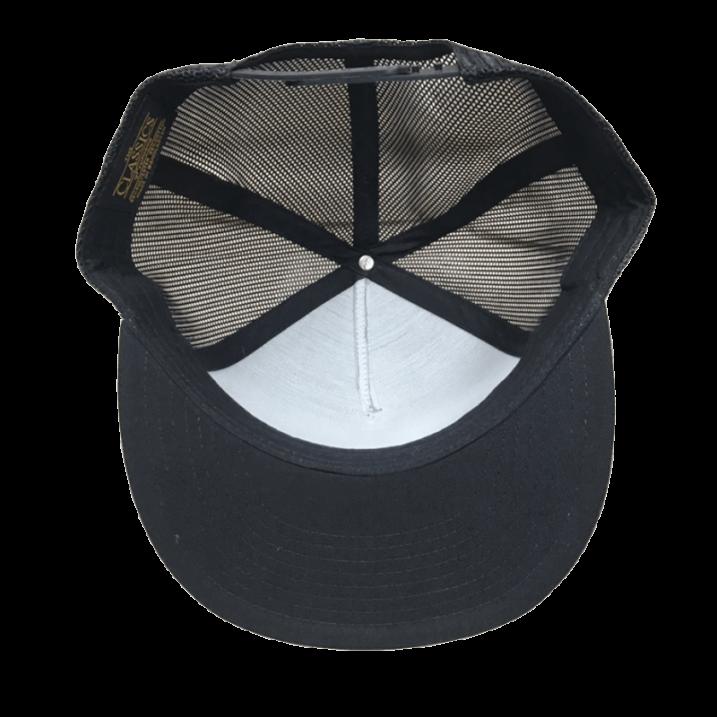 sd mesh snap back cap