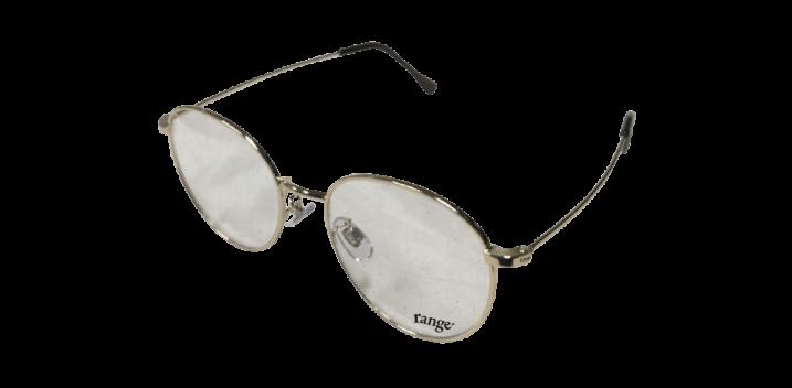 rg metal round glasses