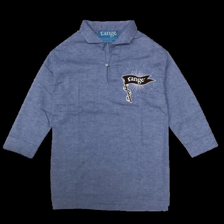 rg cotton hemp quarter slv. shirtsの商品イメージ