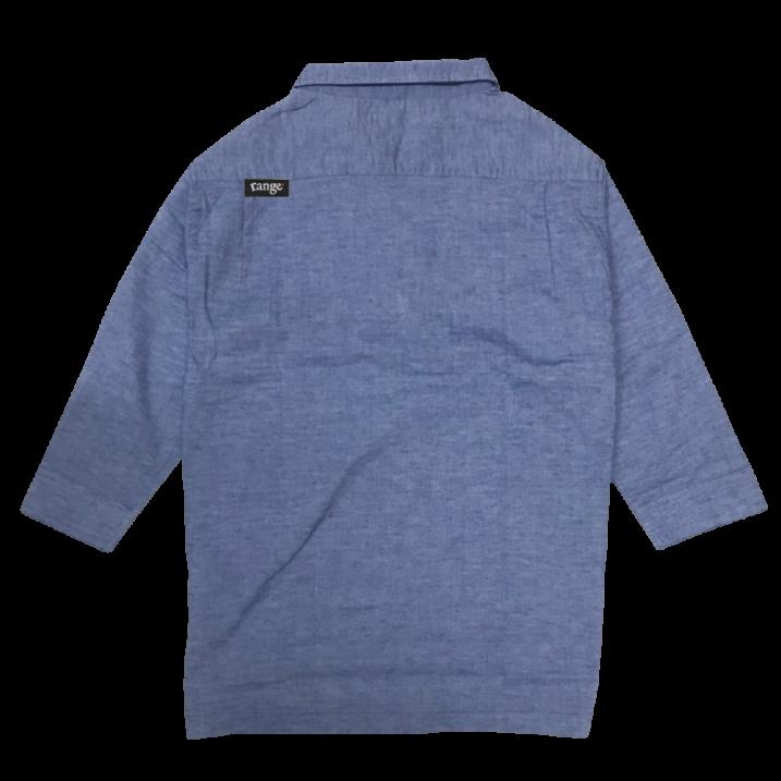 rg cotton hemp quarter slv. shirts