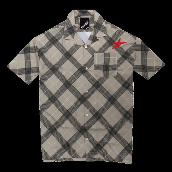rg classic check open shirts