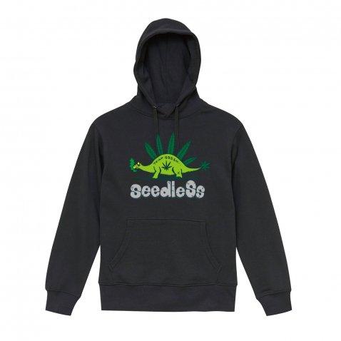 sd weedzaurus hoody