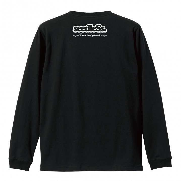 the feather LS tee