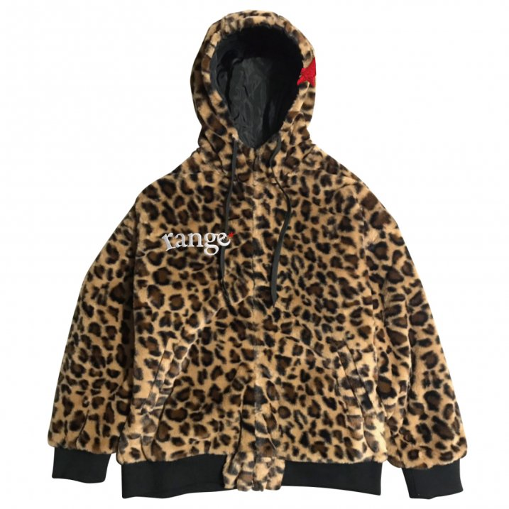 rg animal zip up hoody jktの商品イメージ