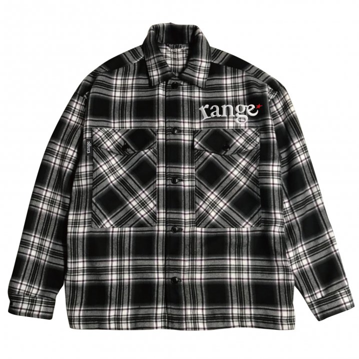 rg over size check shirts の商品イメージ