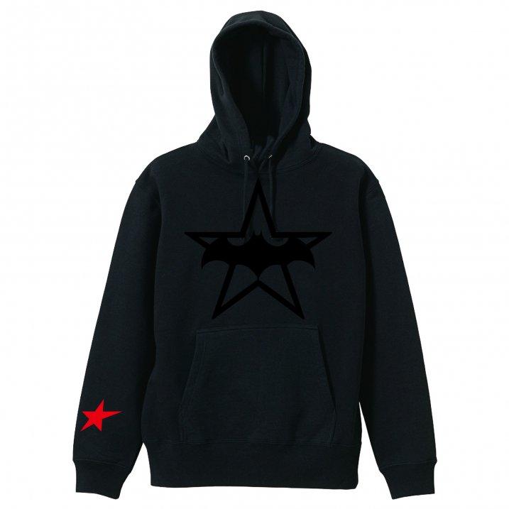 rg felty batt star hoodyの商品イメージ