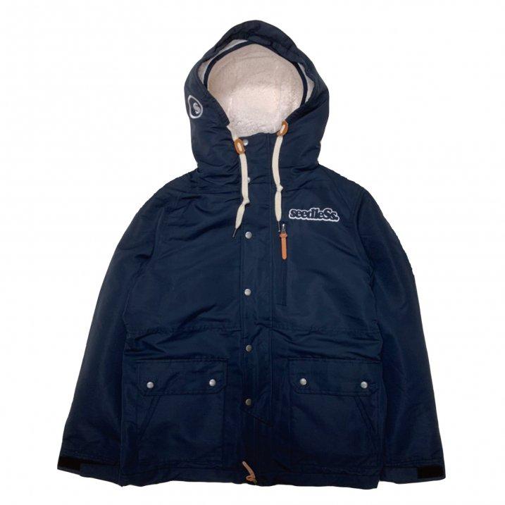 sd nylon boa fleece 3way jktの商品イメージ