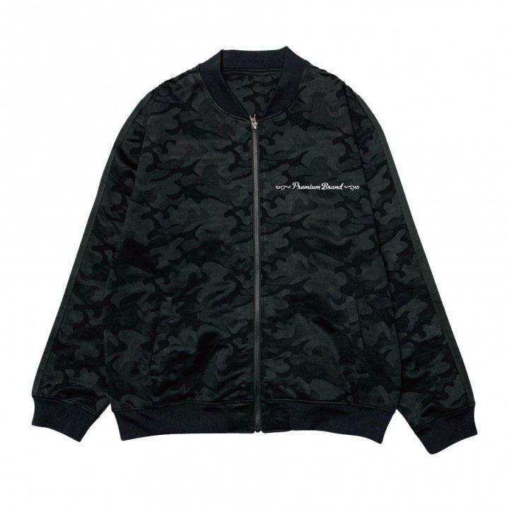 sd camo jersey zip upの商品イメージ