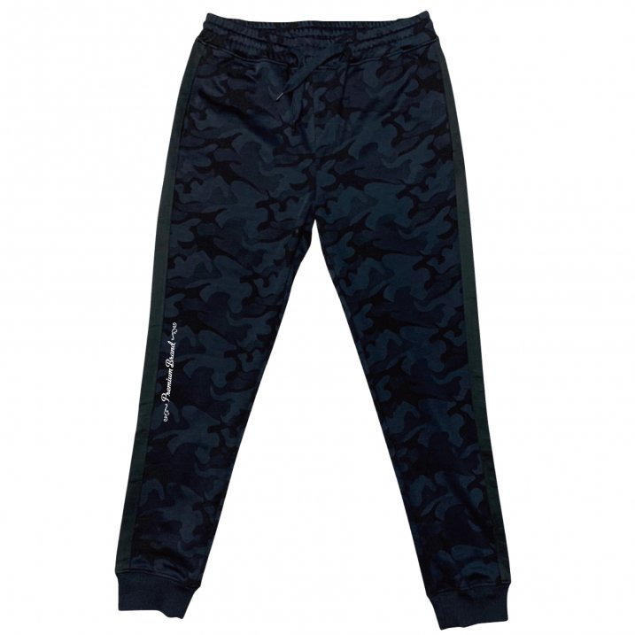 sd slim fit camo jersey pantsの商品イメージ
