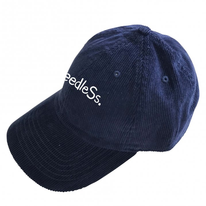 sd HW logo corduroy low cap
