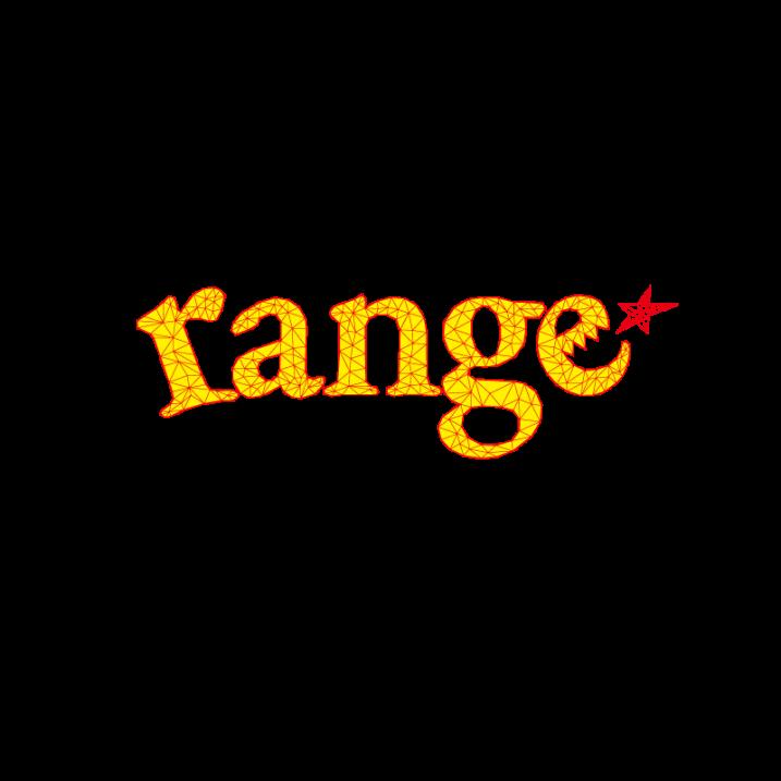 rg polygon logo s/s tee