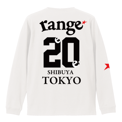 20 on the pocket L/S tee